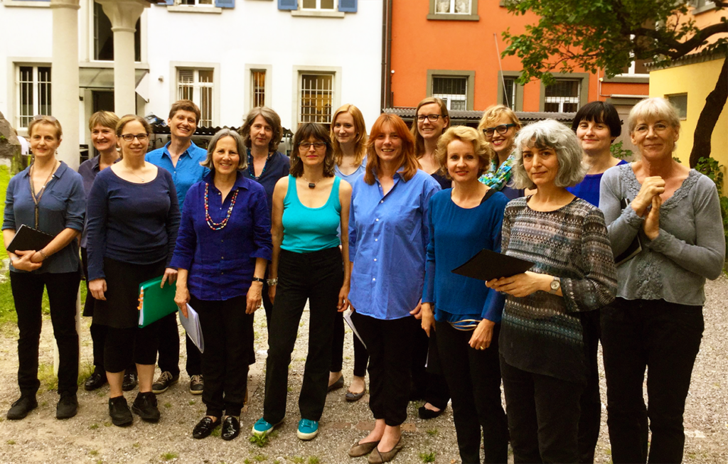 Women In Music Frauenchor Kreis 5 Zürich
